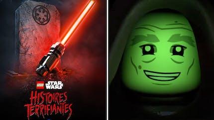 LEGO Star Wars : Histoires Terrifiantes, le film d'Halloween se dévoile sur Disney+