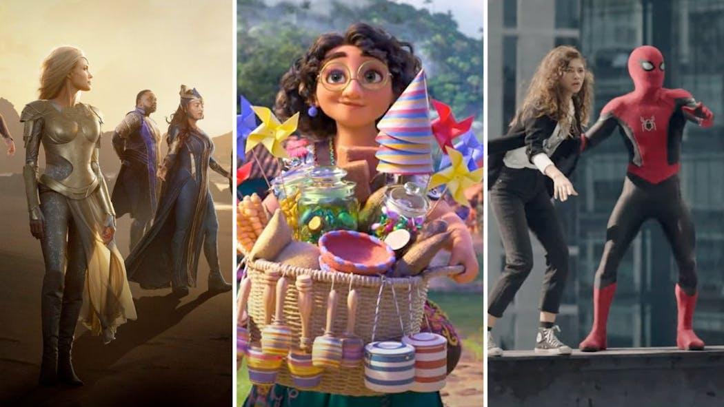 Disney dévoile l'agenda des sorties des prochaines années