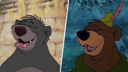 Quand les personnages Disney se ressemblent…