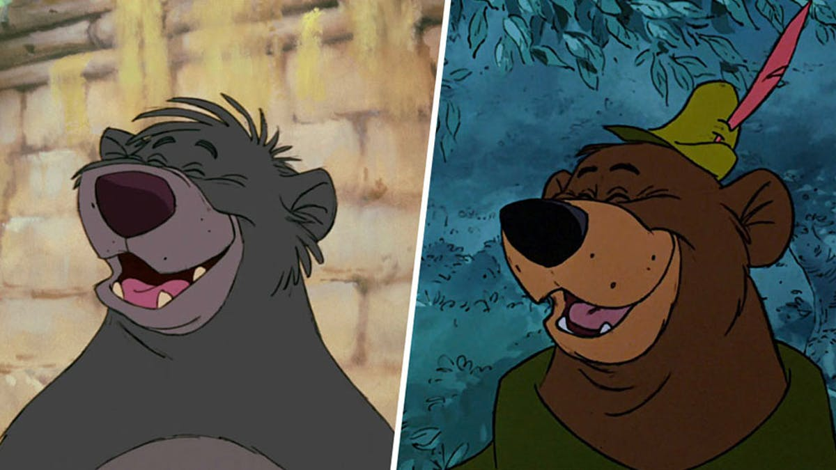 Disney ressemblance personnages