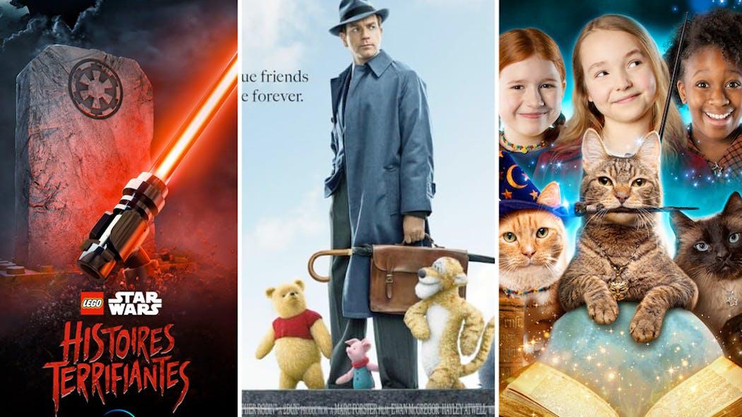 Disney+ et Netflix : les nouveautés SVOD films et séries d'octobre 2021