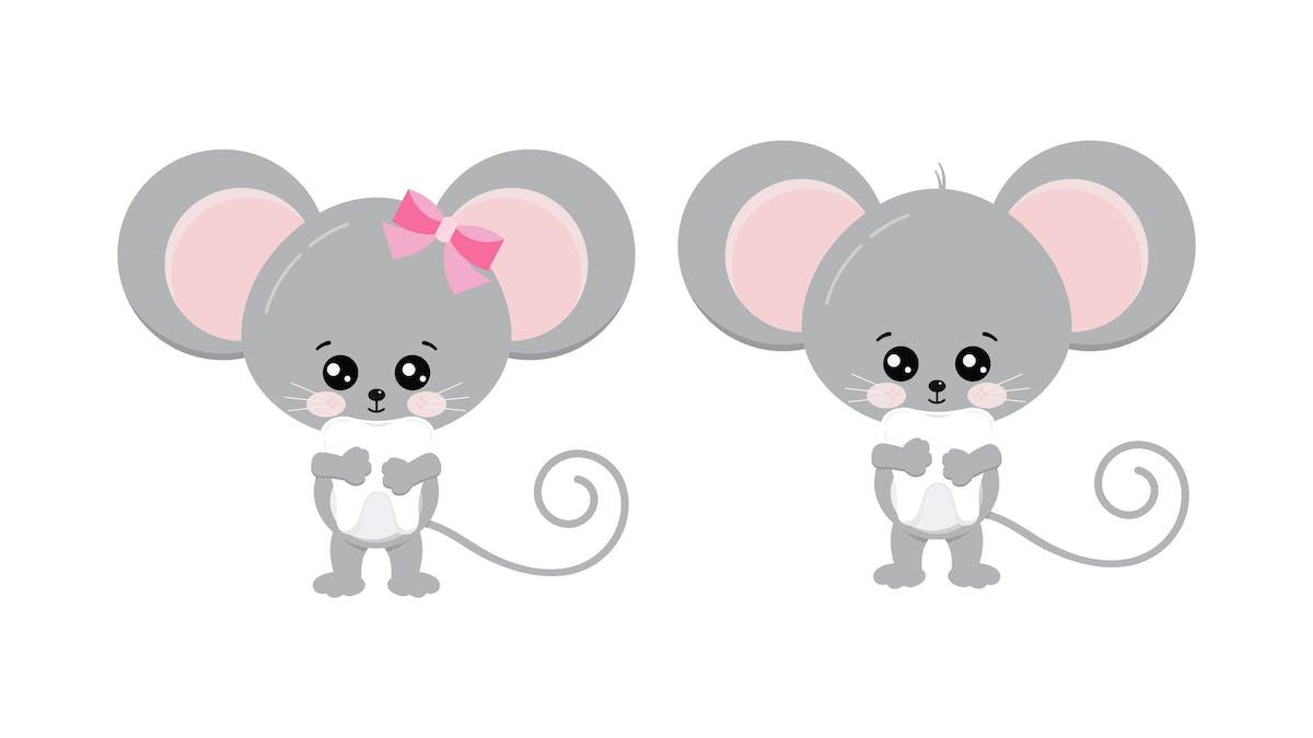 origine petite souris dent de lait