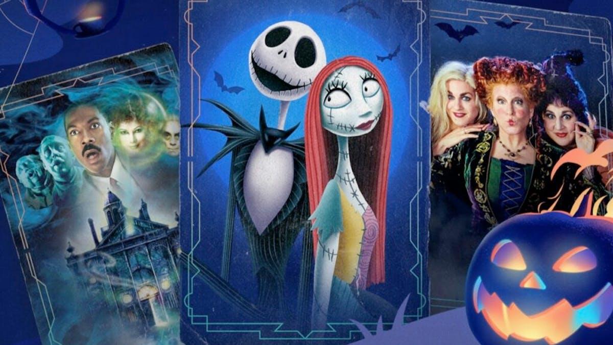 Disney + films familiaux Halloween