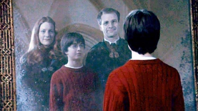 Harry Potter Halloween parents