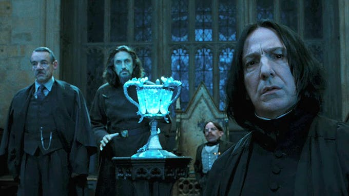 Harry Potter Halloween La Coupe de Feu