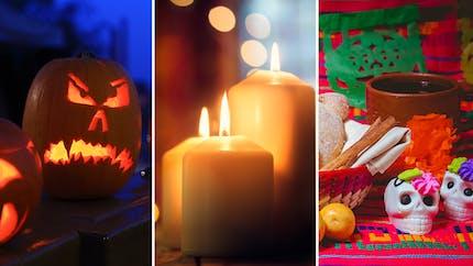 Quelle différence entre Halloween, la Toussaint et la Fête des morts ?
