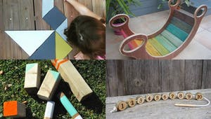 Top 15 des jeux et jouets en bois à fabriquer