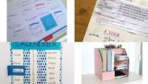 20 idées pour s'organiser à la maison