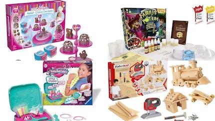 Shopping Noël 2019 : les meilleurs cadeaux enfants pour réaliser des DIY