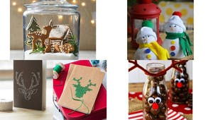 20 idées de cadeaux de Noël à faire soi-même
