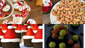 Noël gourmand : truffes, sablés, pain d'épices et autres confiseries