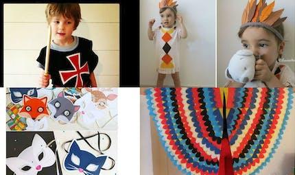 20 déguisements pour enfants adorables et faciles à faire