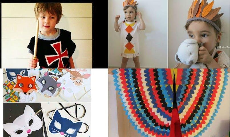 20 Deguisements Pour Enfants Craquants Et Faciles A Realiser Momes Net