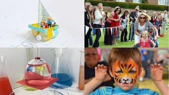 Top 30 des idées d'activités pour les enfants qui ne partent pas en vacances