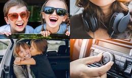 Top 10 des playlists spécial voyage en voiture avec les enfants