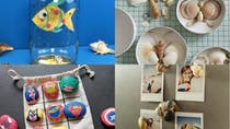 Top 20 des DIY spécial plage : coquillages, galets, bois flotté