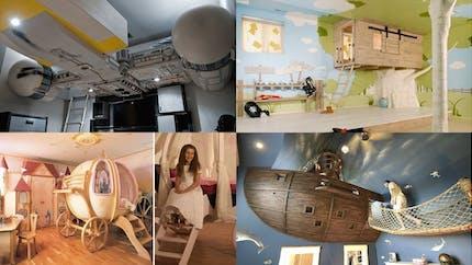 Décoration de chambre d'enfant : les idées les plus folles !