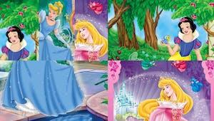 Les Princesses Disney