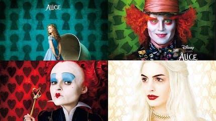 Alice au Pays des Merveilles : les personnages