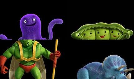 Les nouveaux jouets de Toy Story 3 !