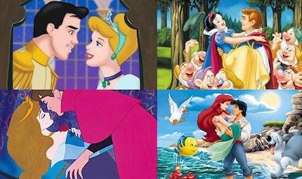 Les couples célèbres des dessins-animés
