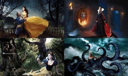 "Les ""Portraits de rêves Disney"" d'Annie Leibovitz"