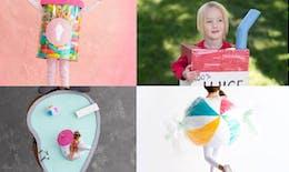 Les plus folles idées de déguisements pour enfants !