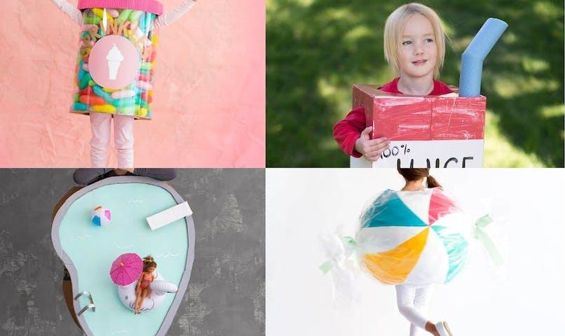 Les Plus Folles Idees De Deguisements Pour Enfants Momes Net