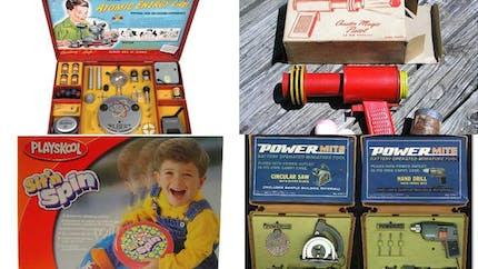 Les jouets que vous n'offrirez pas à vos enfants !