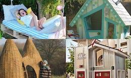 Les cabanes pour enfants les plus originales