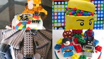 35 gâteaux Lego totalement incroyables !