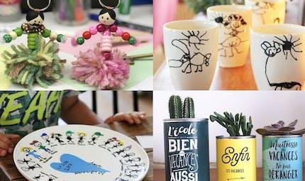 Maître, maîtresse, nounou: 40 idées cadeaux pour leur dire merci