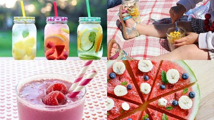 20 idées recettes d'été faciles et fraîches