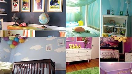 20 chambres d'enfants inspirées de l'univers Disney