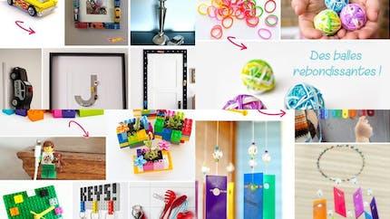 Décoration : des idées créatives pour recycler les jouets !