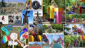 Les parcs de jeux les plus inventifs du monde