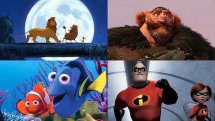 10 papas inoubliables de Disney