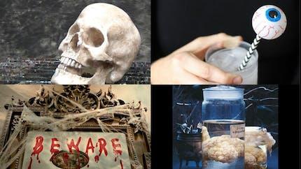 Halloween : 10 DIY effrayants pour les enfants