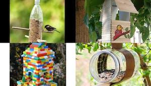 DIY : construction de maison pour oiseaux