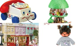 Top des jouets vintage ou resmastérisés pour Noël