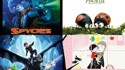 Les films à voir avec les enfants en 2019