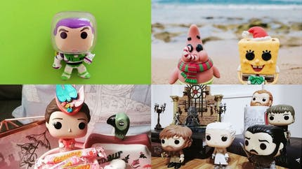 20 figurines pop que l'on adore