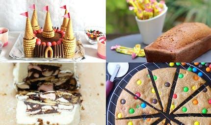 15 desserts ou goûters avec des bonbons