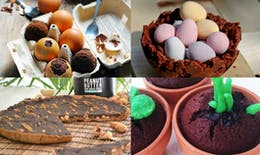 Pâques: les meilleures recettes au chocolat