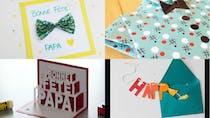 20 idées de cartes originales pour la fête des pères