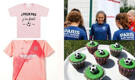 Activités, produits, DIY : le foot en mode girly