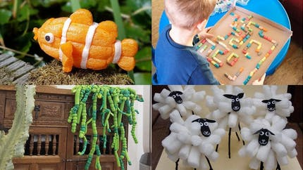 Les idées les plus sympas à faire avec du Playmaïs (flocons de maïs)