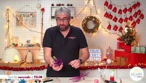 Vidéo - Replay - Mômes Part en Live - DIY décorations pour sapin de Noël