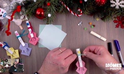 Vidéo - Replay - Mômes Part en Live - calendrier de l'Avent bonshommes de neige