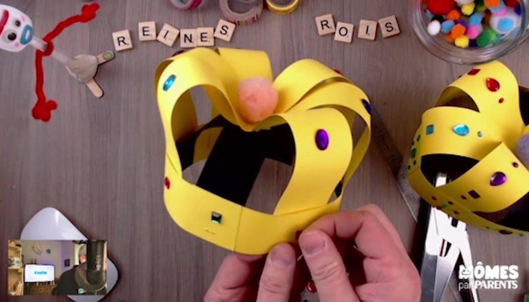 Vidéo - Replay - Mômes Part en Live - couronne des rois